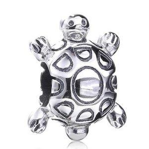 Turtle pandora charm
